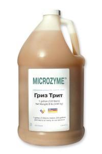 Биопрепарат для очистки сточных вод от жиров