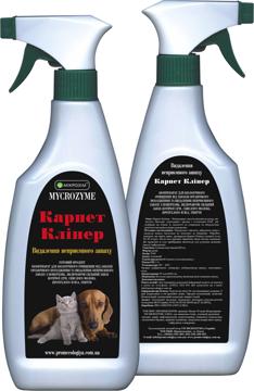 Препарат для удаления запахов Карпет Клинер